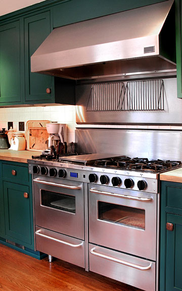 Professional Kitchen Range